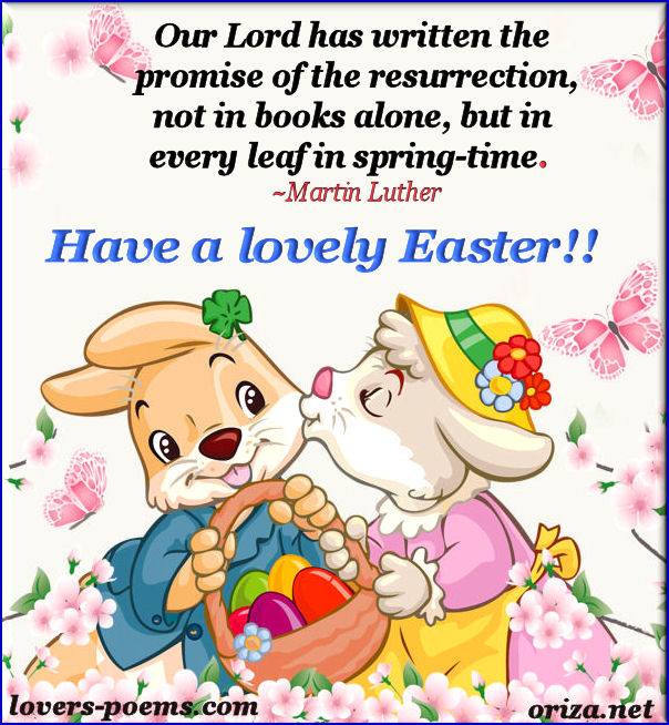 Have a lovely Easter week - YouTube