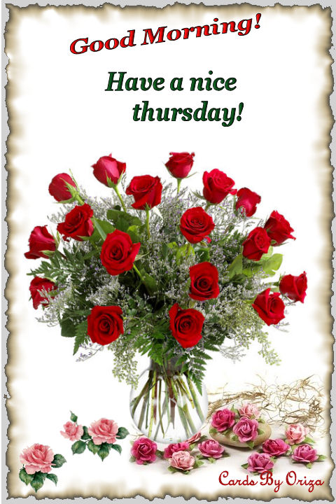 nice thersday