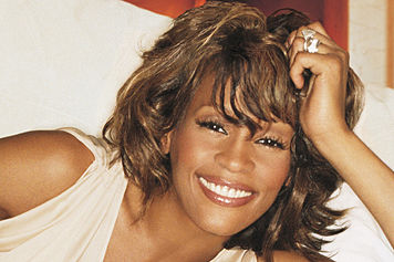Whitney Houston - Divulgation Photo